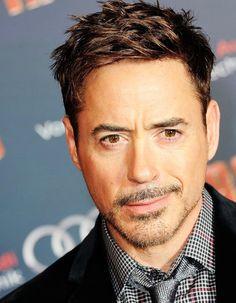 In Paris -- Iron Man 3 press tour