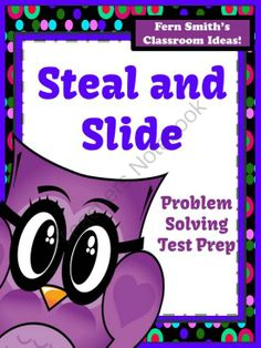 FREE Steal and Slide Test Prep Presentation and Printable - Subtraction from Fern Smith on TeachersNotebook.com -  (19 pages)  - Fern Smith's FREE Steal and Slide Test Prep Presentation and Printable - Subtraction