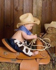 Cowboy Baby!