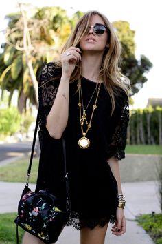 purs, blondes, beverly hills 90210, front yards, rock, blog, romper, black, lace dresses