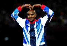 Mo Farah is only the seventh man to win the 5,000m and 10,000m titles at the same Olympics