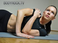 BODYROCK.tv | Felt guilty for not doing the gym as much as I needed to this week. Stumbled upon this one body rock.tv work out. It kicked my ass literally sweating bullets over here.