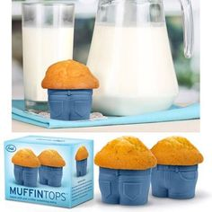 muffins, idea, stuff, muffin tops, food, funni, humor, smile, thing