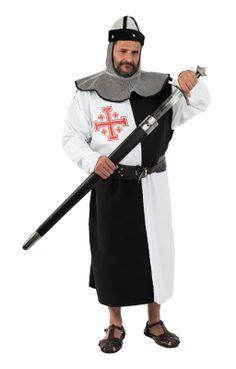 Disfraz de cruzado #medieval