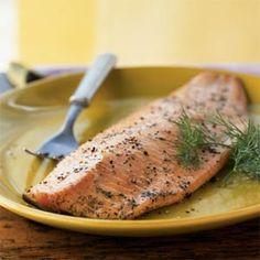 Smoked Salmon | MyRecipes.com