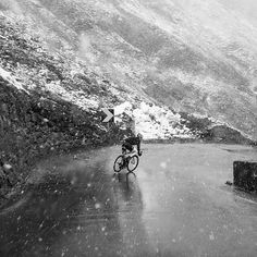Descent of The Stelvio #cycling
