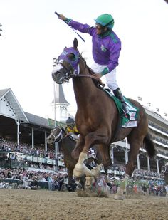 California Chrome wins 140th Kentucky Derby   Jockey Victor Espinoza   May 3, 2014