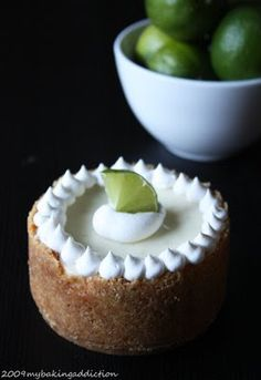 Mini Key Lime Pie…