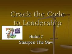 Various ideas, freebies, info on the 7 Habits--Country Heights Elementary Leader in Me