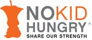 No Kid Hungry: one in five children struggles with hunger in America. Share Our Strength's No Kid Hungry campaign is ending childhood hunger in America by ensuring all children get the healthy food they need, every day.