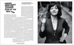 Feature Story, The New York Times Magazine