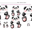 Little Panda Book - FREEBIE activity! Here is a free page from my 30-page kit.  Take a look at the 30 page kit preview for Little Panda in my TPT ...