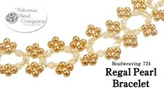 Make a Regal Pearl Bracelet