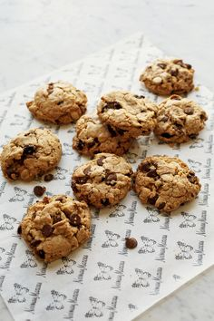 Neiman Marcus Chocolate Chip Cookies. Get the recipe in our new cookbook, Neiman Marcus Cooks.