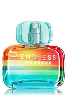 Amazing BBW perfume! Endless Weekend! ☀️