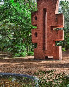 West Palm Beach Ann Norton Sculpture Gardens On