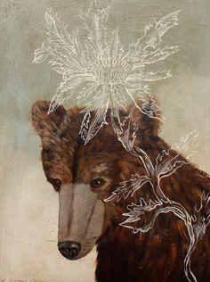 'Bear Plant', Anne Siems