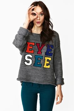 You See Eye See Knit