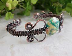 Free Wire Wrapped Bracelet Tutorial