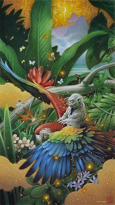 SPECIAL ART WORKS   Tsuneo Sanda