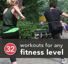 32 Workouts Perfect for Any Fitness Level