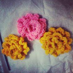 small flower - free pattern
