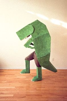 DIY Halloween: 17 Awesome Costumes You Can Make from Stuff Around the House