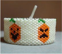 Pumpkin Tea Light Cover at Sova-Enterprises.com