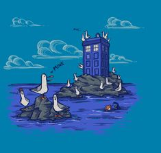 Disney and Doctor Who Crossover Tees on Tee Fury today | The Disney Blog