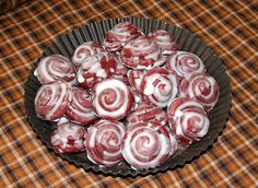 Mini Iced Cinnamon Bun Rolls Wax Tarts Melts