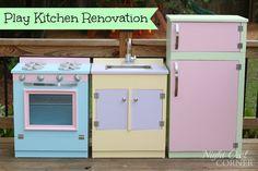 Night Owl Corner: Play Kitchen Renovation (HoH164)