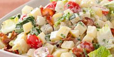 Cook's Country's BLT Potato Salad