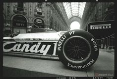 Pirelli calendar (?).