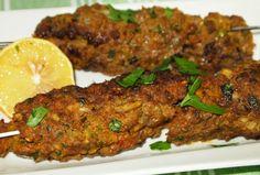 Adana Kebab (Lamb)