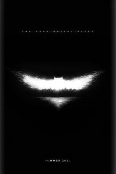 Amazing fan-made The Dark Knight Rises poster