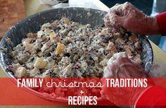 My Favorite Family Tradition: Dad's Christmas Muesli - Babble.com #PositiveHolidayEnergy