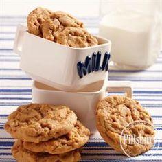 Peanut Butter Chewies from Pillsbury® Baking