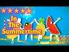 ▶ Just Dance 2014 - In The Summertime - 5* Stars - YouTube