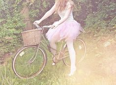 Ballerina Bicycle