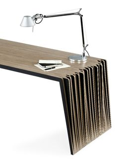 Desk by Entire Collection //