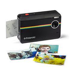 ThinkGeek :: Polaroid Z2300 Digital Instant Print Camera