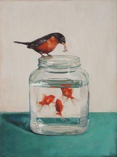 Surrogate (painting by Springhofeldt on etsy)