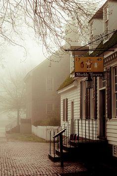 Shields Tavern and Palmer House