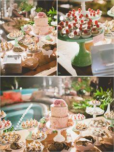 Mesa de postres Dessert table