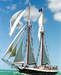 Boston Tall Ships Port