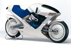Suzuki's concept bike: Falcorustyco