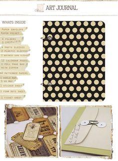 Art Journal by Prima