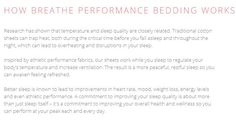 The technology behind our bedding