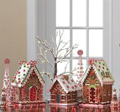 Cookie Confection Gingerbread House - Trendy Tree