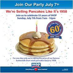 Ihop coupons july 2019